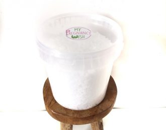 Himalayan magnesium 500 gram bath crystals