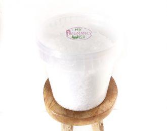 Himalayan magnesium 750 gram bath crystals